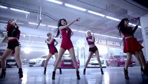 韩女团AOA《请给我爱》 官方MV,没听过吧