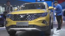 大众捷达SUV公布预售价!仅8.89万起,国产车看完都慌