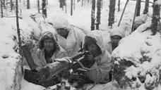 二战德国进攻严寒的苏联,为何士兵还穿着单衣?