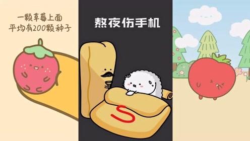 《元气食堂》美食动漫,吃火锅过年!