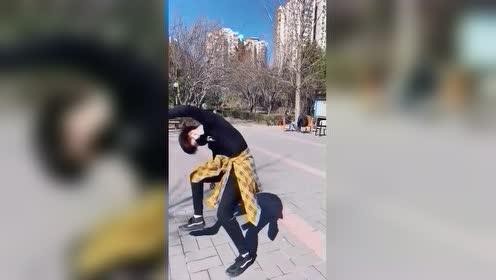 搞笑视频  舞蹈 2
