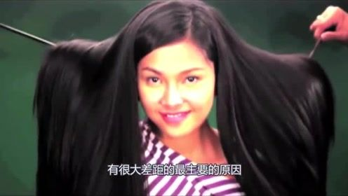 洗发水广告里的秀发效果,原来是这样拍出来的