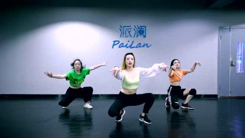 派澜 爵士舞《Remix》指导老师:张秀娟 A组