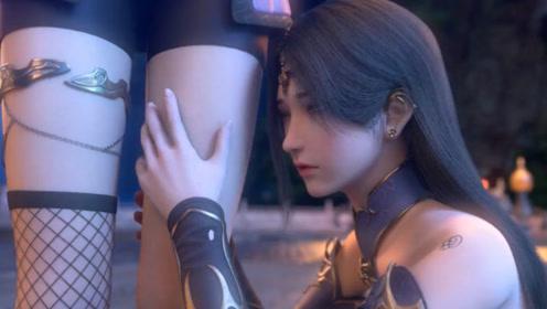斗魂卫:丝滑穿半边!女神实力堪比半神!还不快来抱大腿?