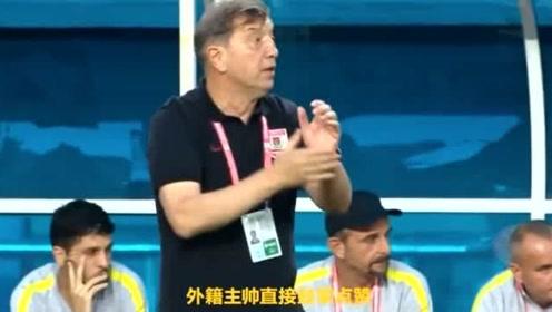 体育趣闻:中甲谭龙又轰世界级双响炮,外籍主帅举手膜拜