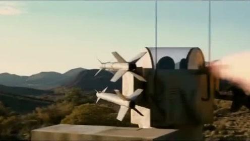 美国第6代机燃到爆,世界首架新型战机,美国超燃战争大片
