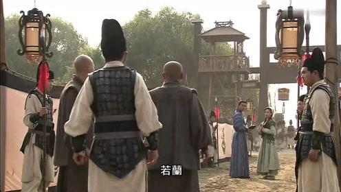 古装:僧兵美女给将军送鞋,谁料还给别的男子送,将军吃醋了