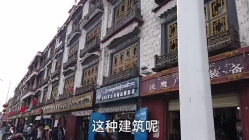 哈弗H9自驾西藏,约小姐姐拉萨八廊街、布达拉宫、大召寺走一走