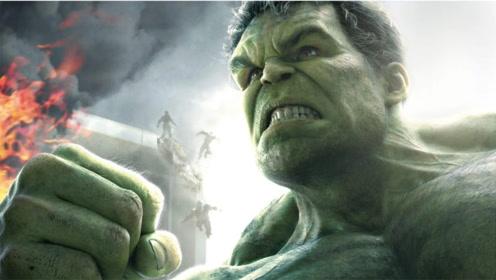 漫威绿巨人全系列高清超燃精彩动作集锦