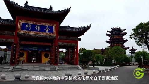 辽宁香火旺盛的一座寺庙,号称北国第一佛山,占地达18万亩!