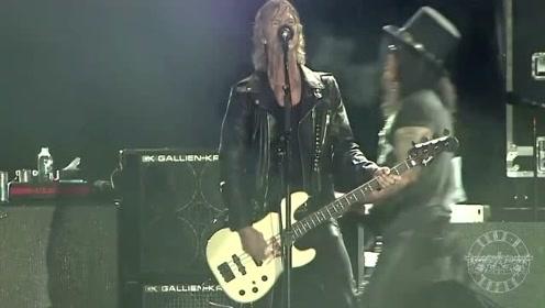美国硬派摇滚乐队GunsN'Roses-NEW ROSR