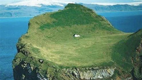 全球最牛的钉子户,自己霸占一座岛,每年却只来住几天!