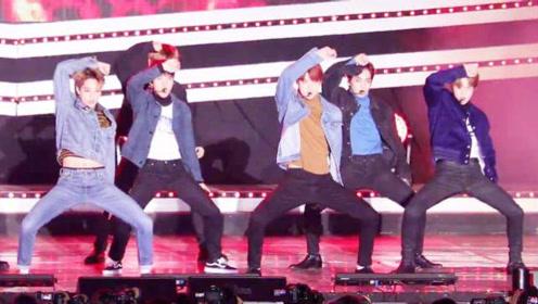 EXO《前夜》亚洲音乐节现场!气氛瞬间狂热了