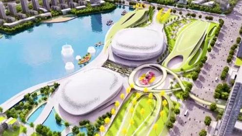 晋江第二体育中心宣传视频