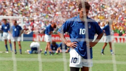 94年世界杯决赛精华集锦-巴西点球大战3-2意大利
