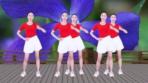 时尚DJ32步《听心》经典的舞曲,优美的舞步