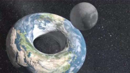 如果地球变成甜甜圈一样,会发生什么?答案令人细思极恐