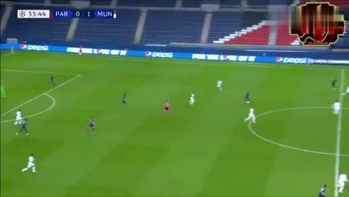 【红魔看台】巴黎圣日尔曼1:2曼联全场比赛高清集锦|欧冠联赛