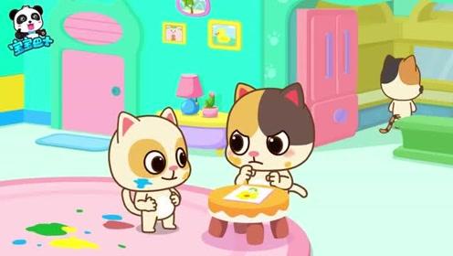 宝宝巴士好习惯养成—我爱洗澡,一起来搓泡泡,做个干净的好宝宝