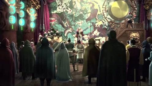 袁小棠进入万鬼楼 再次遇到冥火僧 仇人见面分外眼红