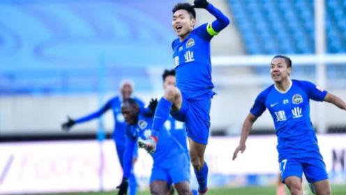 中超保级组次回合:武汉卓尔1-1河南建业王上源世界波总分2:1保级成功