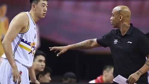 新赛季CBA联赛开局连败的北控男篮马布里如何终结连败?