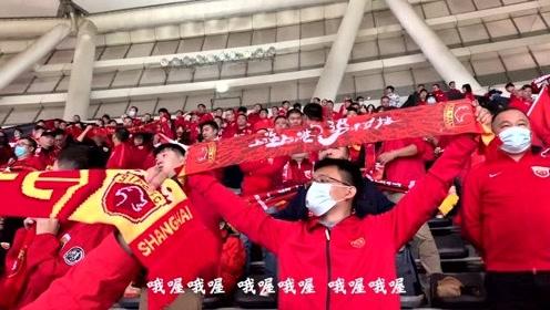 上港热血MV致谢球迷并肩战斗 红色信仰迎接中超争冠挑战