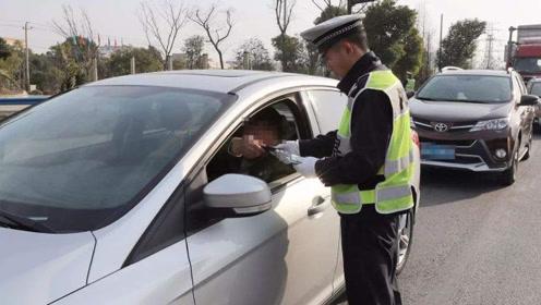 交警最喜欢查的几种私家车,来看看你是否中枪了!