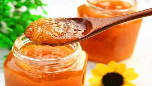 柚子不要直接吃,教你做蜂蜜柚子茶,清新不苦有秘诀,一天一大杯