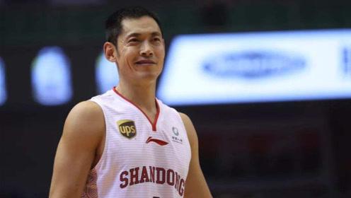 谢谢你老兵!张庆鹏退役仪式真情演讲:感谢你 亲爱的篮球 再见了!