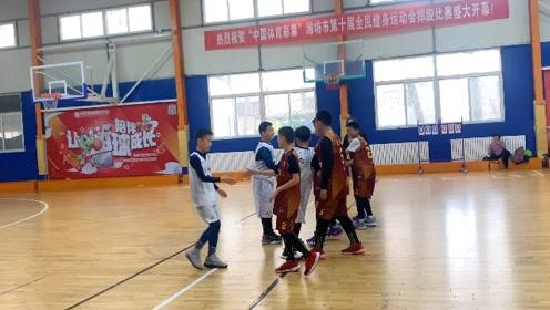 20-21赛季SUPER 10青少年篮球MPL超级联赛U12组别第六周精彩集锦