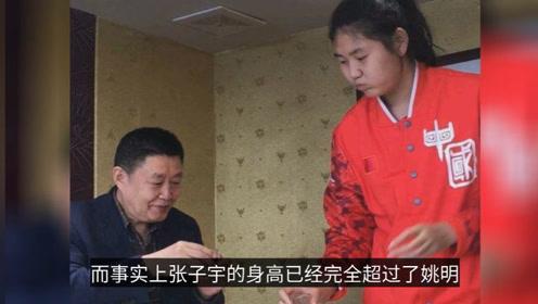 女篮小姚明备受期待!13岁身高2米26,运动能力超强被当成巨人症