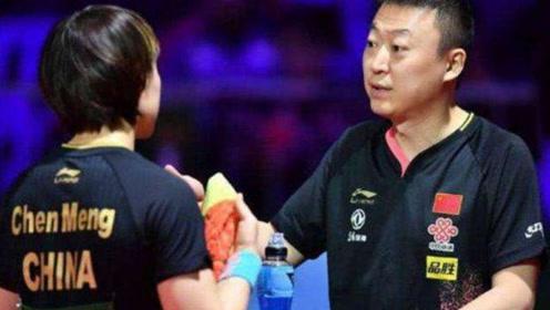 马琳不适合当主教练?陈梦4连冠+刘诗雯2连冠,她们是咋评价的?