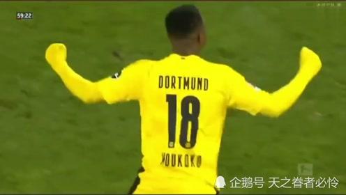 16岁28天!穆科科破门创德甲最年轻进球纪录