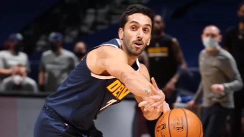 阿根廷妖卫!坎帕佐NBA生涯精彩集锦 三分精准&传球骚气