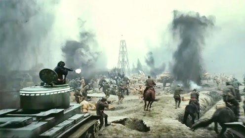 #电影种草指南短视频大赛# 经典二战电影《登陆