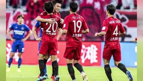 【战报】上海上港4-0吉林百嘉 杨世元梅开二度
