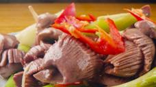 【美食纯享】厦门:腰花+菠萝醋肉