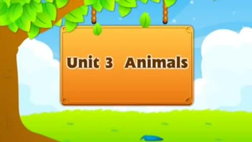 New starting point first grade English Vol. 1 unit 3 animals