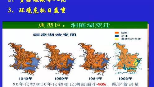 高中地理必修二第六章 人类与地理环境的协调发展 2.中国的可持续发展实践