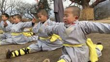 """妈妈谈""""3岁小武僧"""":走红很意外,出生前"""