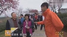 美丽中国乡村行:樱花树下真的好美,对于艺术家来讲更是创作天堂