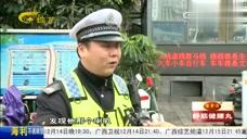 """南宁""""孙悟空""""不骑筋斗云反骑电驴,被交警拦下后,称要去拍视频"""
