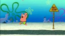 海绵宝宝:章鱼哥告诉大家让大家快逃!