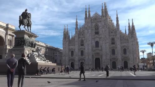 意大利安莎社:1月1日起新冠肺炎病毒就在意大利伦巴第传播