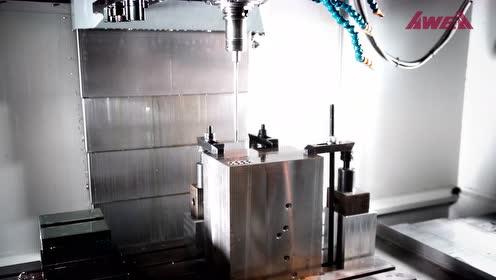 AWEA 亚崴机电【AF-1000 深孔钻】立式加工中心