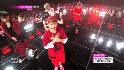 EXO《Growl》音乐中心舞台现场版130831