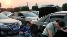 堵在高速上嗑瓜子看车,这就是七天小长假,几乎时间都在堵车