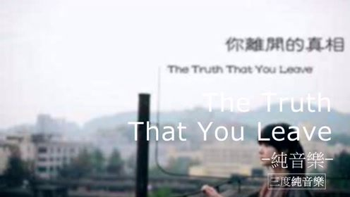 The Truth That You Leave-纯音乐,轻音乐