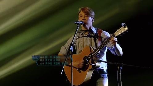陶喆致敬罗大佑音乐现场九十年代的歌被唱出了